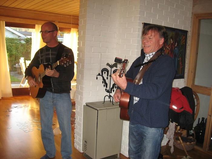 70. års lag på Hamar. 15.10.2011