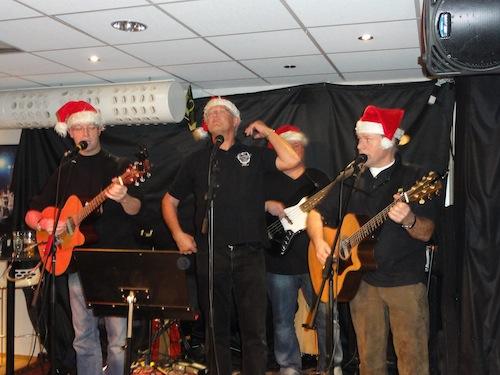Gregers Kafè & Bar på Hamar 19. november 2011.